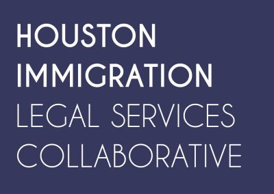 Houston Immigration Legal Services Collaborative (HILSC) (Colaboración de Servicios Legales de Inmigración de Houston)