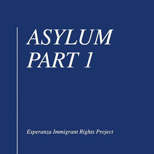 Power Point Explaining Asylum – English