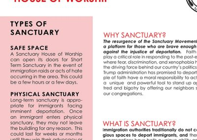 Sanctuary Accompaniment One Pager