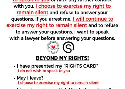 Beyond Your Rights Flyer