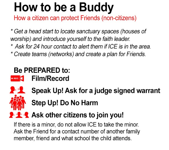NSC How to Be a Buddy